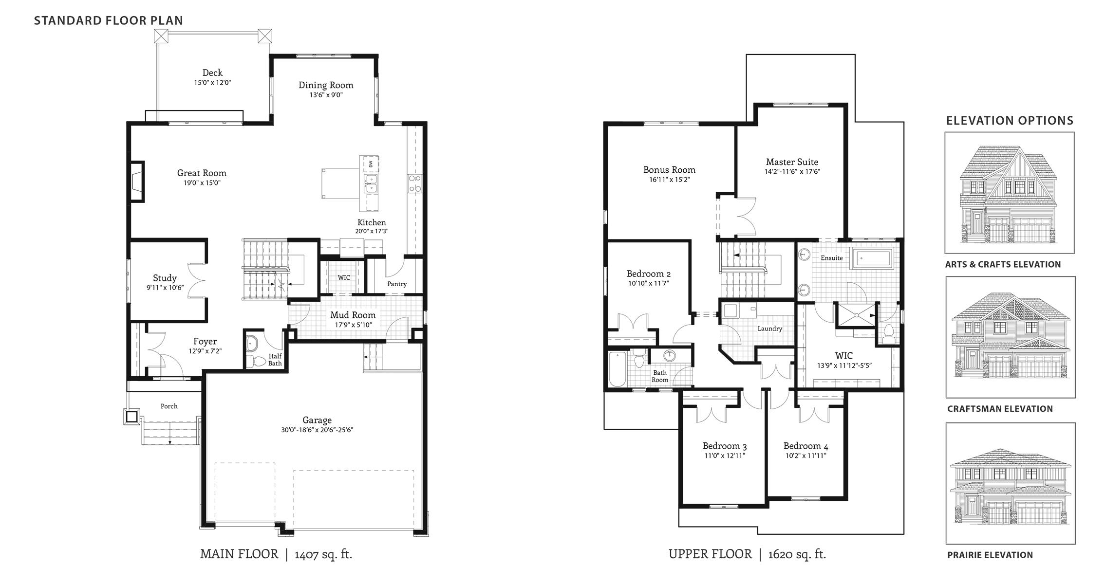 Model Floorplan